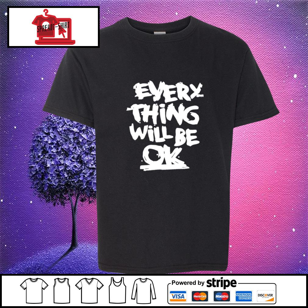 Everything will be ok s youth-tee