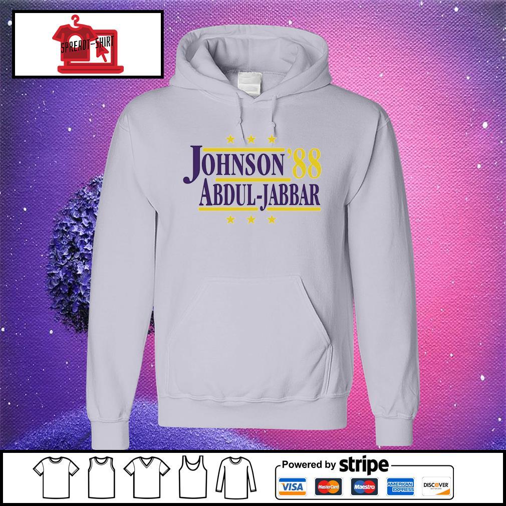 Johnson'88 Abdul-Jabbar hoodie