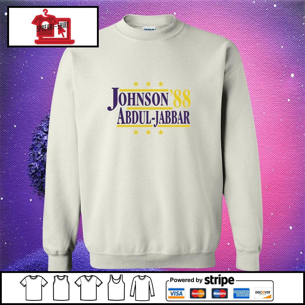 Johnson'88 Abdul-Jabbar sweater