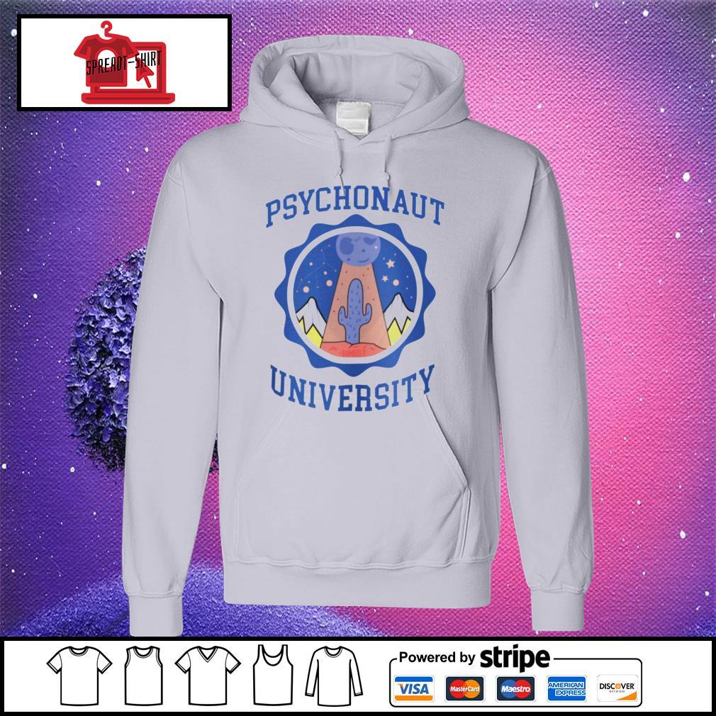 UFO Psychonaut University hoodie