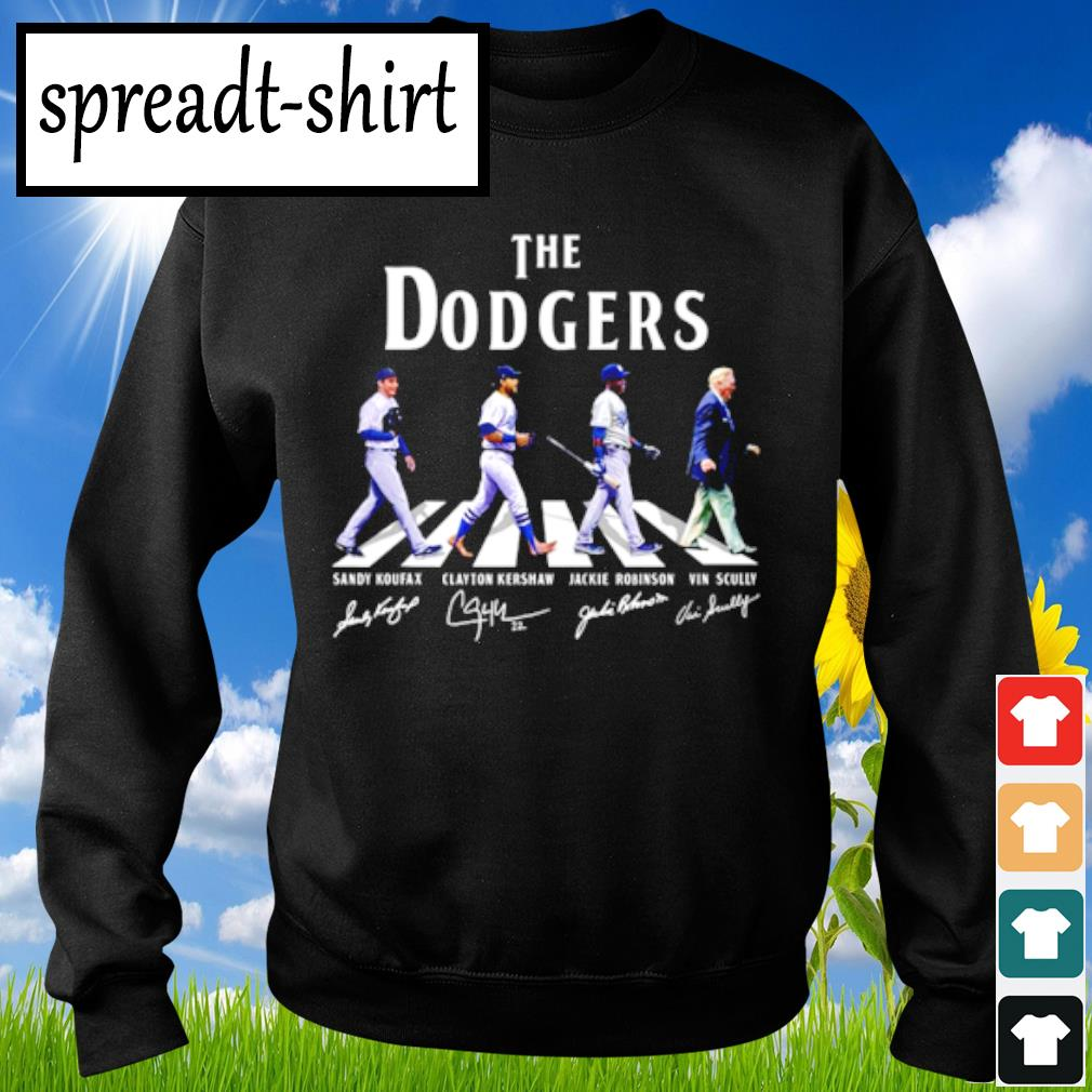 The Dodgers signature s Sweater
