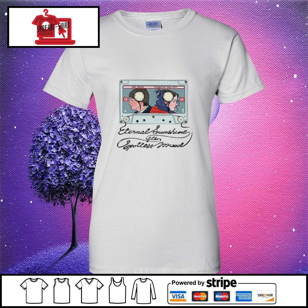 Eternal Sunshine Of The Spotless Mind Shirt ladies tee