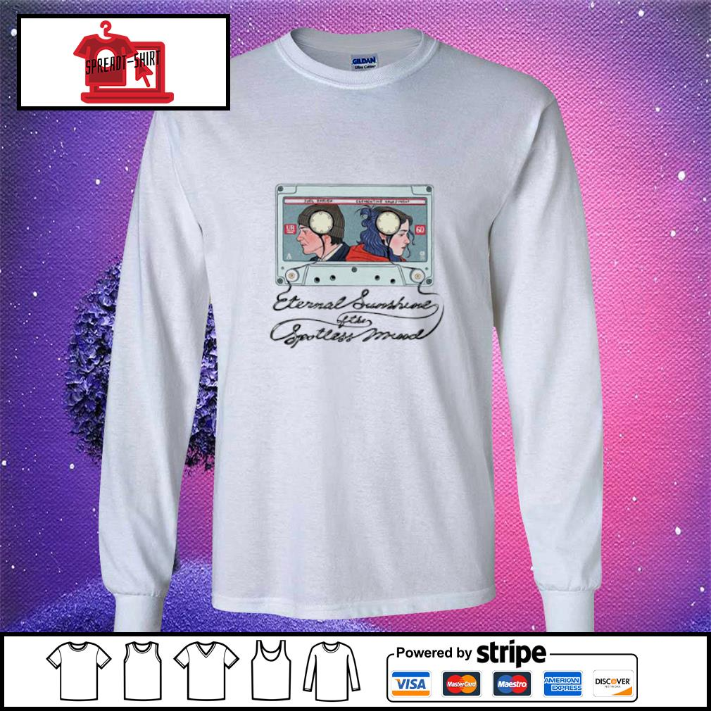 Eternal Sunshine Of The Spotless Mind Shirt longsleeve-tee