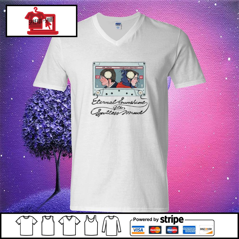 Eternal Sunshine Of The Spotless Mind Shirt v-neck t-shirt