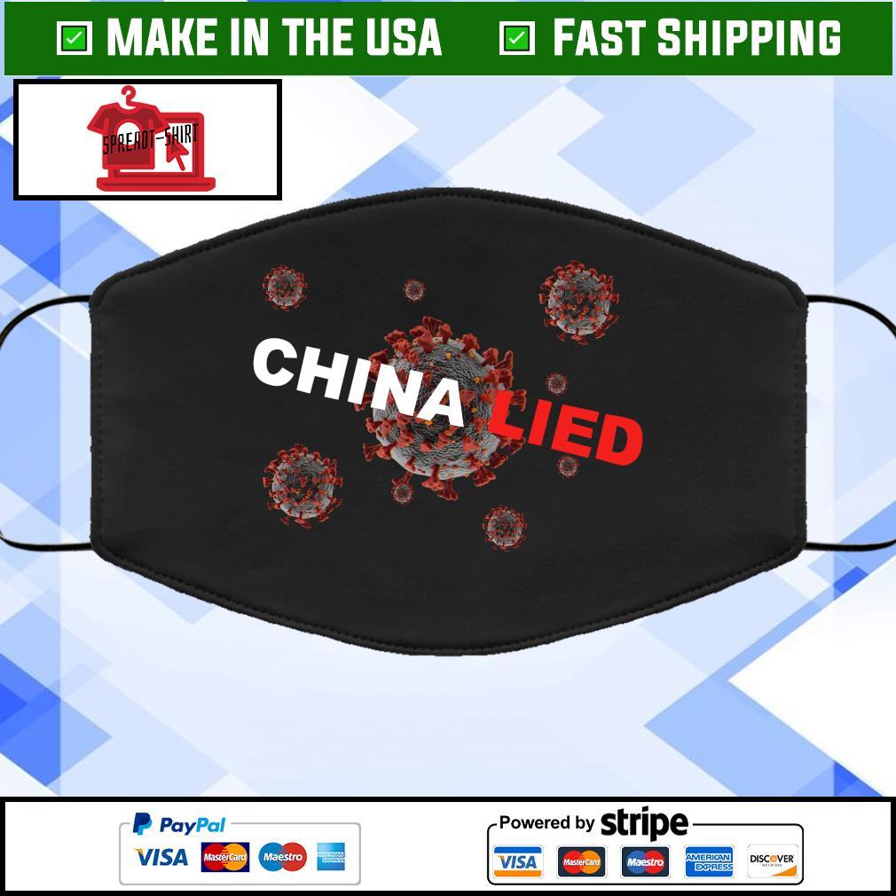 China lied Face Mask Washable