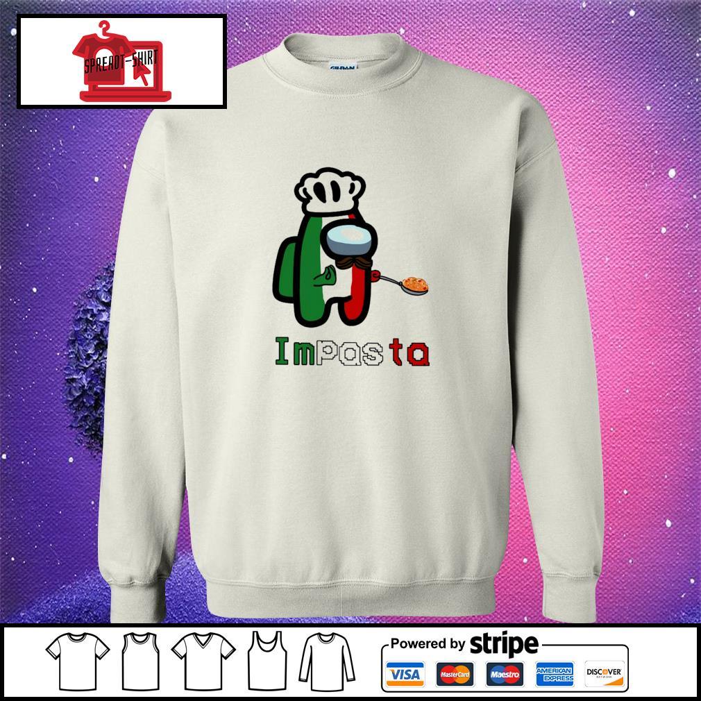 Impasta Impostor Shirt sweater