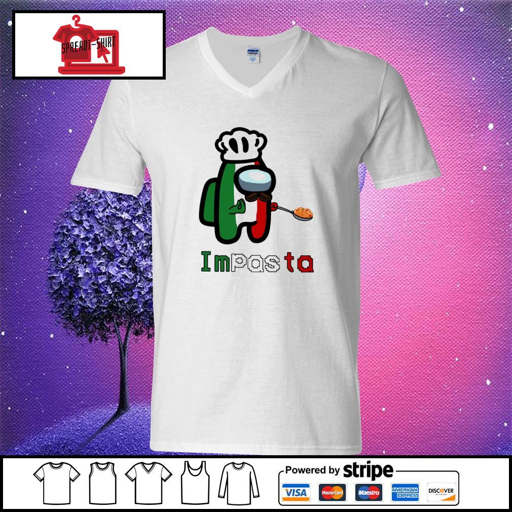 Impasta Impostor Shirt v-neck t-shirt