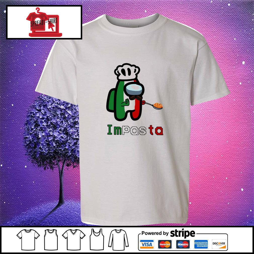 Impasta Impostor Shirt youth-tee